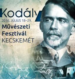 Kodály Művészeti Fesztivál 2016.