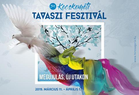 Kecskeméti Tavaszi Fesztivál programfüzete
