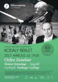 Nyitó Koncert Orfeo Kamarazenekarral