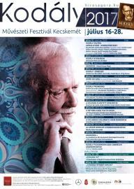 Kodály Művészeti Fesztivál 2017.
