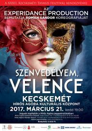 Szenvedélyem Velence